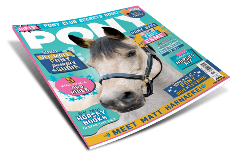 PONY Magazine May 2021