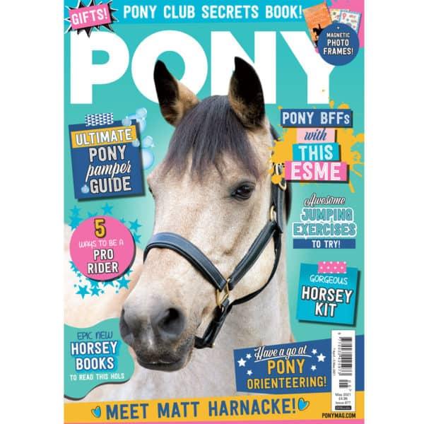 PONY Magazine - May 2021