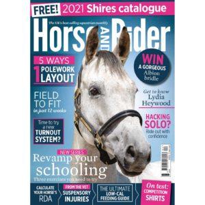 Horse&Rider magazine - April 2021