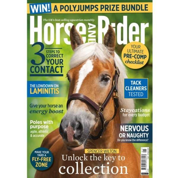 Horse&Rider Magazine - May 2021