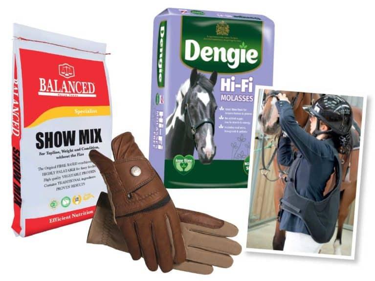 April pony giveaway
