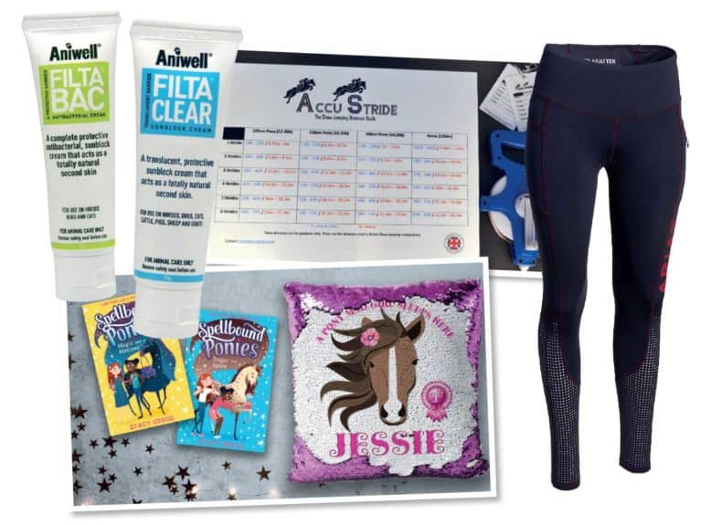 PONY May 2021 prize giveaway