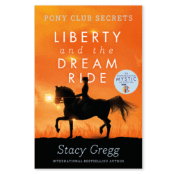Liberty and the Dream Ride book club book