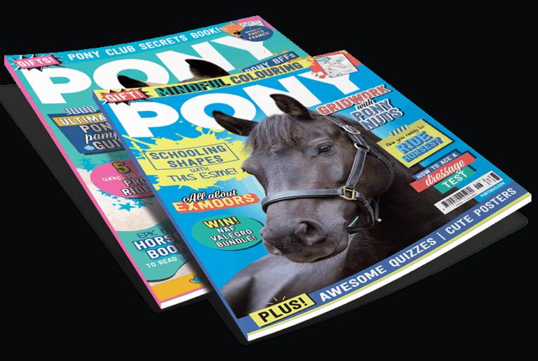 PONY Magazine subscription