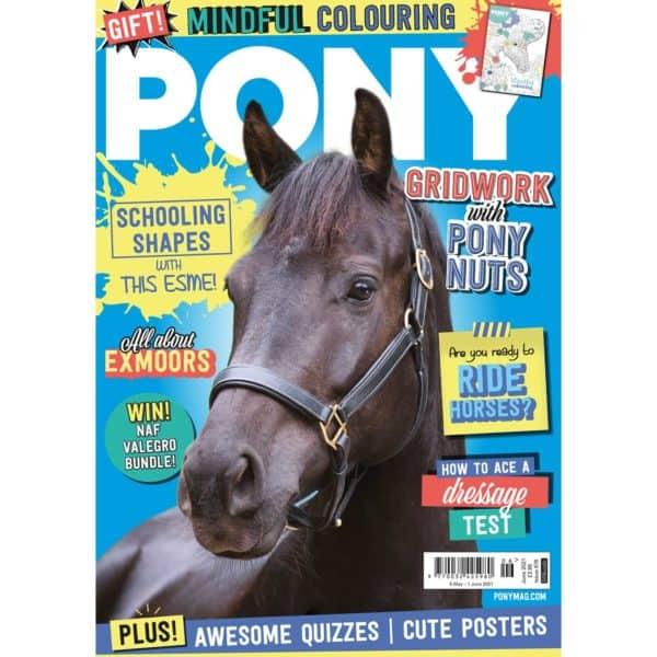 PONY Magazine – June 2021