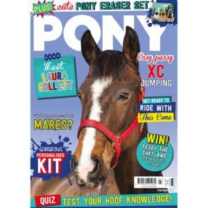 PONY Magazine – July 21