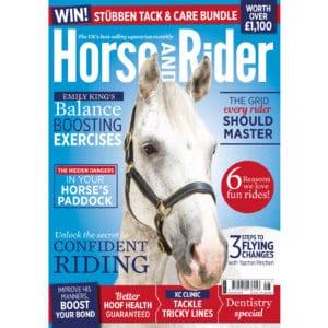 Horse&Rider Magazine - August 2021