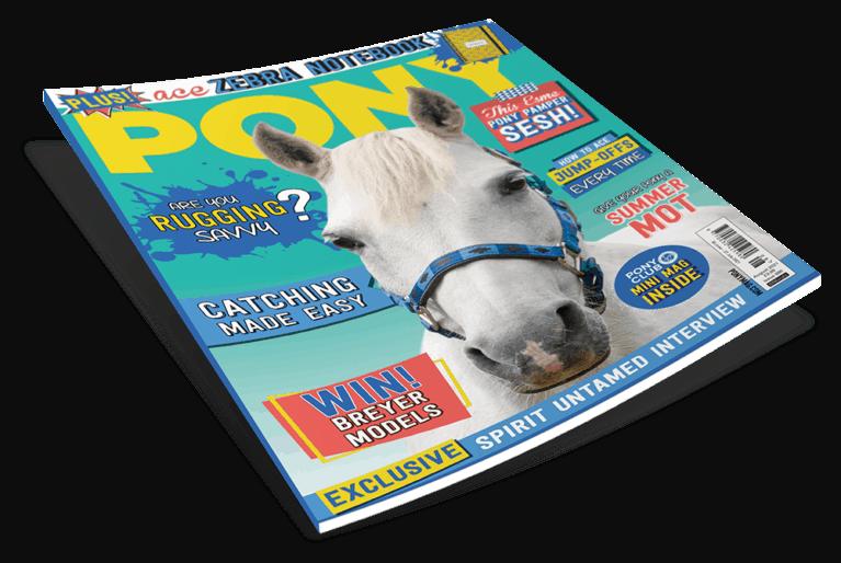 PONY Magazine – August 2021