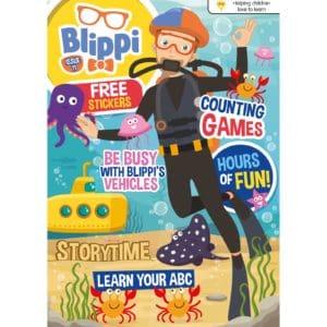 Blippi magazine - issue 11