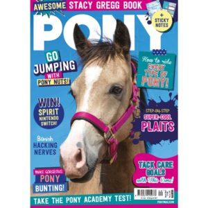 September PONY magazine