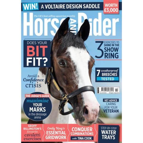 Horse&Rider magazine - October 2021