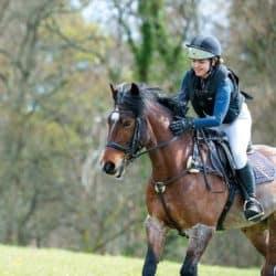 Hunter trials pony team