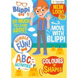 Blippi Magazine - issue 12