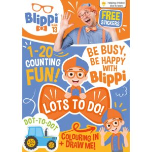 Blippi Magazine - Issue 13