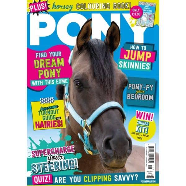 PONY Magazine - November 2021