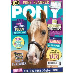PONY Magazine - December 2021