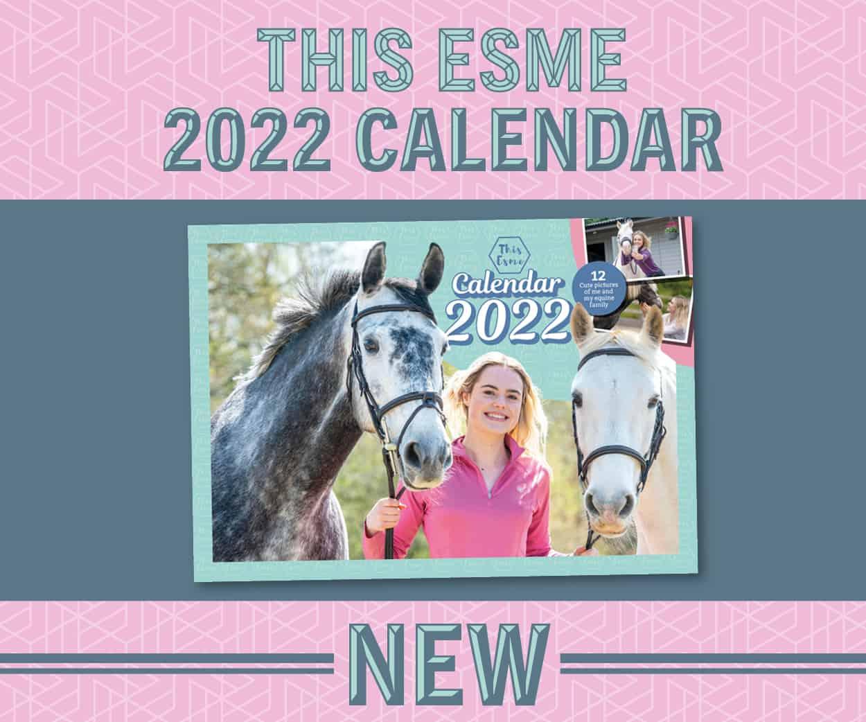 This Esme calendar 2022